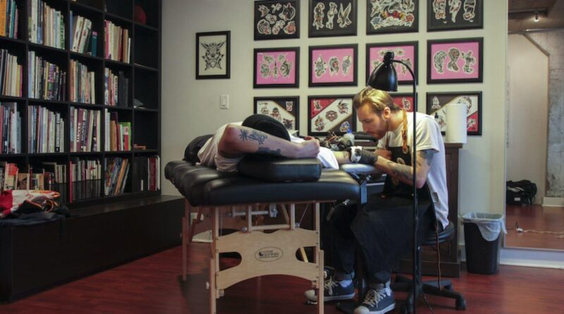 Tattoo-Parlour