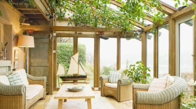 The Benefits of Building a Sunroom