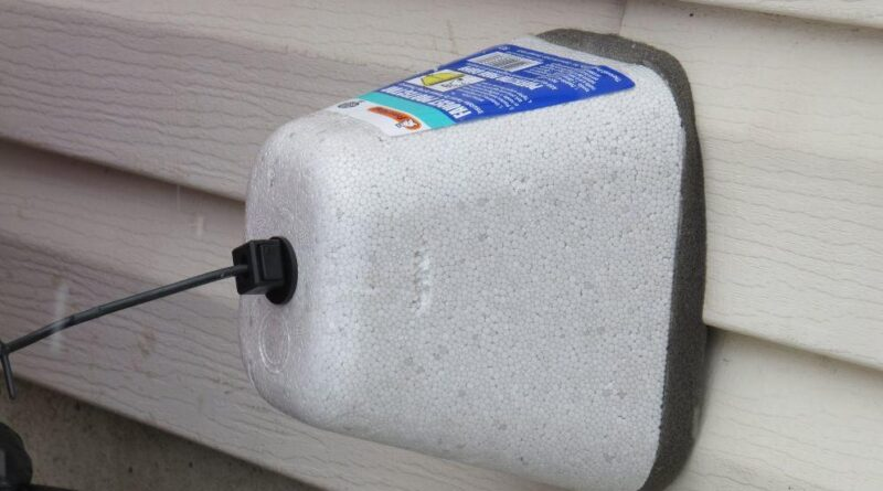 Faucet Cover