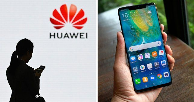 Huawei Responds to Android Ban