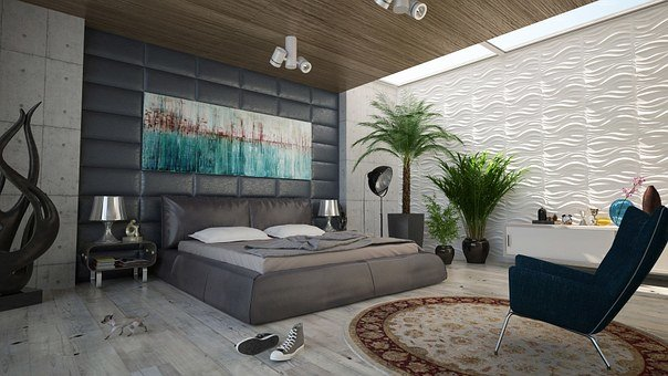 Small Bedroom Décor Tips for Bigger Space and Better Functionality