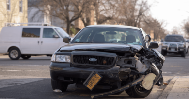 5 Reasons to Replace Your Car's Bumper After a Collision