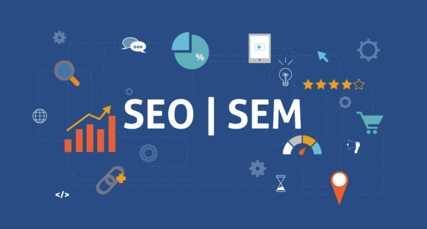 SEO and SEM: They are Different but Work Together - FutureEnTech