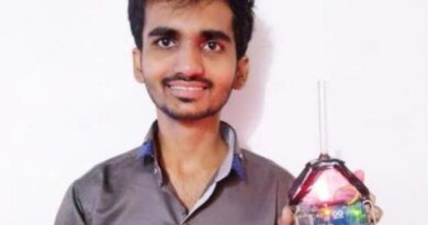 Indian Student Invents the World's Cheapest Ventilator Costs Just $4 to Help Corona Patients