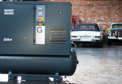 5 Common Parts of an Industrial Air Compressor